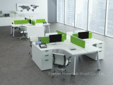 Sale superiore Open Office Partition Workstation Desk con Metal Leg (HF-YZJK010)