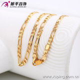 Form Female 18k Gold Plating Necklace Jewelry (41869)