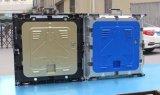 Aluminium P4mm Druckguß Mietfarbenreiche LED-Innenbildschirmanzeige