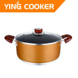 6PCS Non-Stick Aluminum Cookware Sets (YS-002)