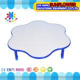 Les meubles préscolaires badinent le Tableau en bois, table élévatrice \ Tableau en plastique d'élève (XYH12187-6)