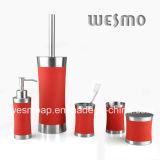 Accessori di gomma di Bahroom dell'acciaio inossidabile della vernice (WBS0509C)