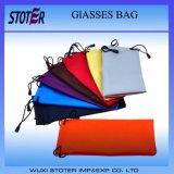 Изготовленный на заказ мешок стекел Microfiber печатание логоса полного цвета