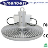 Gas Station CanopyのためのセリウムAluminum LED High Bay Light Fitting 150W LED Industrial Lighting LED Light