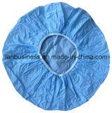 Tampão de chuveiro Single-Layer do PVC no azul