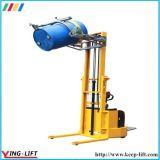 Rotator inoxidável elétrico cheio Yl600A do cilindro de aço de 360 graus