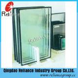 6mmclear+ 9A/12A+6mmの空のガラス窓ガラス