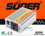 Alto Frequecy invertitore del sistema solare dell'invertitore 600W 24V di Suoer (SDA-600B)