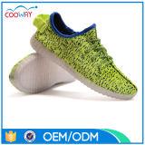 Diversos estilos de la aduana para la zapatilla de deporte de los hombres, Jinjiang LED encienden para arriba la zapatilla de deporte