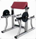 CE certificado aparatos de gimnasia Comercial ajustable silla romana