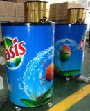 Glasgetränkekühlvorrichtung-Partei-Kühlvorrichtung der tür-85L