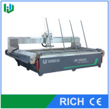 Charge System Water Jet Cutting Machine pour Larger Size Marble