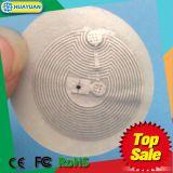 contrassegno classico di carta di 13.56MHz ISO1443A MIFARE 1K RFID