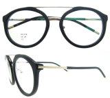 FDA ronde Appoved de la CE en verre de lunetterie de vente chaude de femmes grande