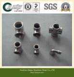 Encaixe do aço T304/316 inoxidável