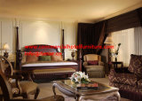 アメリカのクルミの木の厚遇の観光地ホテルの寝室の家具