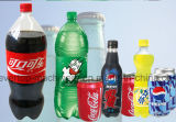 びんのソーダによって炭酸塩化される飲み物の充填機