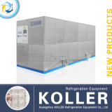 Koller 8tons Cube Ice Machine Used в Tropical Area Stable