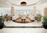 Baumaterial Fußboden-Fliese, glasig-glänzende Porzellan-Fliese, Hauptdekoration-Keramikziegel, 24X24 Zoll, Granit, Marmorblick-Fliese