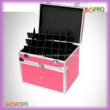 분홍색 색깔 손잡이 작풍 직업적인 못 상자 상자 (SACMC015)