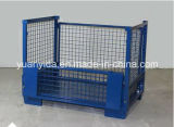 Polvere che ricopre la gabbia resistente del pallet della gabbia/pallet del collegare
