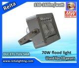 luz brillante estupenda de las luces de inundación de 70W LED LED