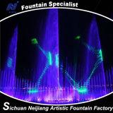 Water musicale Fountain con il laser Show