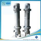 空気圧縮機ASMEの回転式ねじ圧縮機のクーラー