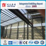 Almacén de la estructura de acero del diseño de la construcción de Ajman
