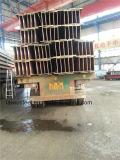 Feixe laminado a alta temperatura do aço H da alta qualidade Ipe270 (HE100-500 IPE140-700)