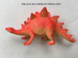 Het Plastic Promotie Grappige Speelgoed van uitstekende kwaliteit van de Dinosaurus van het Silicium (PT-132)