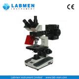 Alta calidad del microscopio biológico de Trinocular Uis
