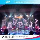 P4.81 SMD2121 farbenreiches Innenmiete LED-Verkaufsmöbel für Stadiums-Anwendung