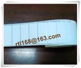 Customed rollo en forma de pegatinas en blanco autoadhesivas