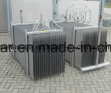 Scambiatore di calore saldato del Larghezza-Canale dello scambiatore di calore del piatto