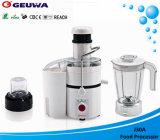 Geuwa 75mm는 넓게 공급한다 오프닝에게 전기 800W를 강력한 Juicer (J30A)