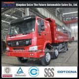 HOWO 371HP Sinotruck volquete Camión volquete Precio