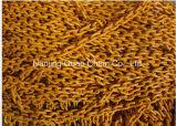Австралийская норвежская корейская русская стандартная короткая средств длинняя ранг l цинк желтого цвета цвета собственной личности /70 голубой, черная цепь соединения
