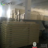 Comitato refrigerato del poliuretano per cella frigorifera