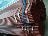 Tubo de la casilla negra de ASTM A500
