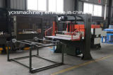 30t Hydraulic Cutting Press mit Double Roller Feeding System
