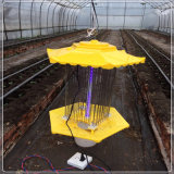 屋外の太陽ランプの再充電可能なカのキラーランプ