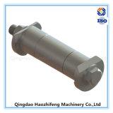 조종 장치를 위해 기계로 가공하는 주문을 받아서 만들어진 강철 제품 CNC