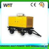 Pequeño conjunto de generador determinado de generación eléctrico del gas natural de la potencia