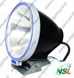 9inch 55W HID Working Light Lamp, Flood/Spot Beam 4X4 Xenon HID Driving Lumière-bleu et Silver (NSL-4500)