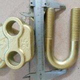 Drahtseil-Klipp des Gussteil-DIN1142 formbarer