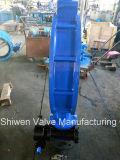 De Vleugelklep van het Roestvrij staal van Dn700 CF8 Met Actuator van de Versnellingsbak