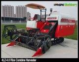 moissonneuse de cartel de l'équipement 4lz-4.0 du poids 3020kg pour le riz et le blé