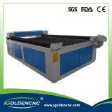 Máquina acrílica do laser do vidro 3D do MDF da madeira