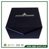 Специальная коробка вахты бумаги черноты конструкции для сбывания